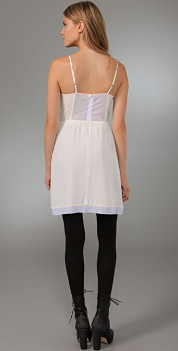 Twelfth St. by Cynthia Vincent Corset Slip Dress