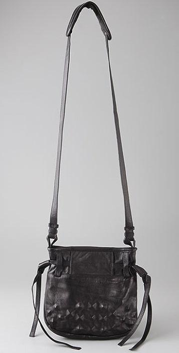 Twelfth St. by Cynthia Vincent Folli Studded Cross Body Bag