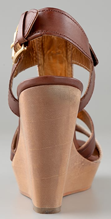 Twelfth St. by Cynthia Vincent Jemma Wedge Sandals