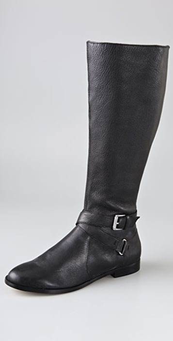 Twelfth St. by Cynthia Vincent Theo Flat Boots