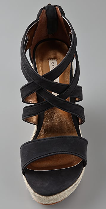 Twelfth St. by Cynthia Vincent Juno Wedge Espadrilles