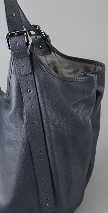 Twelfth St. by Cynthia Vincent Berkeley Bag in Tumbled Leather