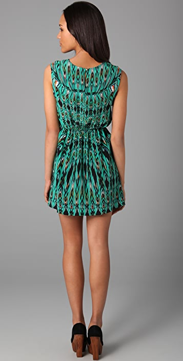 Twelfth St. by Cynthia Vincent Sleeveless Print Dress