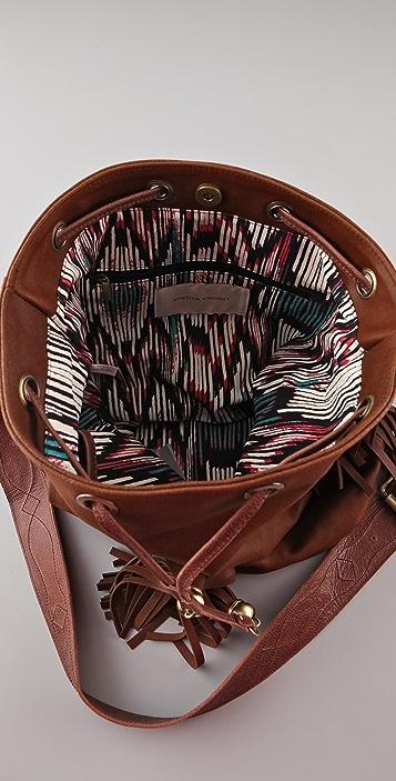 Twelfth St. by Cynthia Vincent Kasa Long Shoulder Bag
