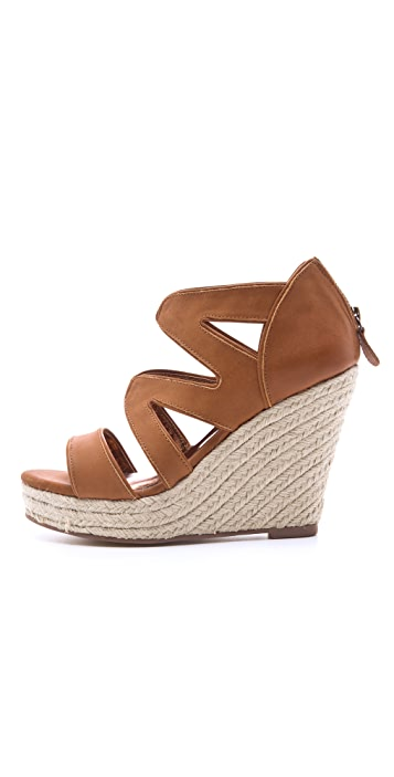 Twelfth St. by Cynthia Vincent Jude Wedge Espadrilles