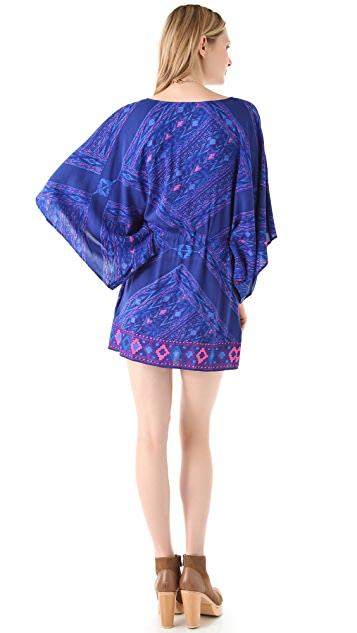 Twelfth St. by Cynthia Vincent Printed Caftan