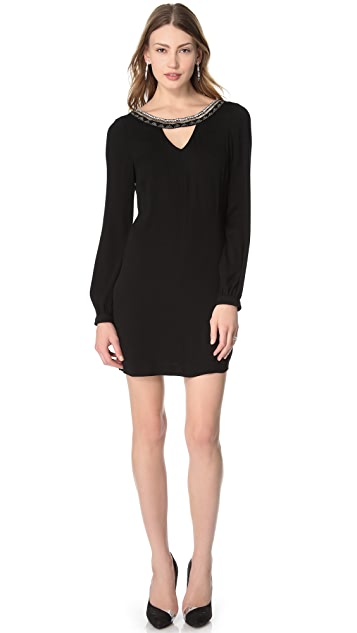Twelfth St. by Cynthia Vincent Drop Back Shift Dress