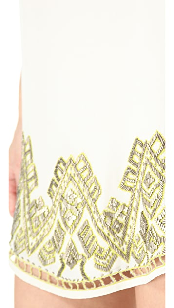 Twelfth St. by Cynthia Vincent Pyramid Shift Dress