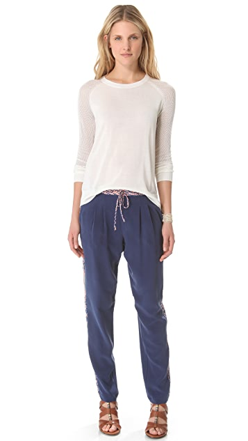 Twelfth St. by Cynthia Vincent Signature Stripe Pants