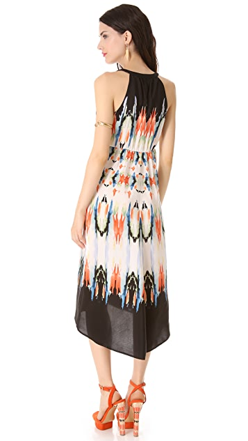 Twelfth St. by Cynthia Vincent Hi Lo Dress