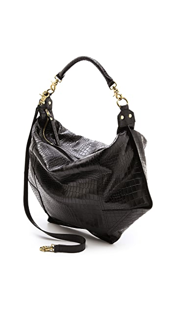Twelfth St. by Cynthia Vincent Dunnaway Croc Hobo