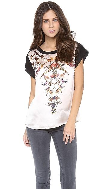Twelfth St. by Cynthia Vincent Silk T-Shirt