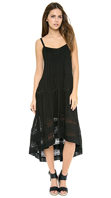 Twelfth St. by Cynthia Vincent Western High Low Dress