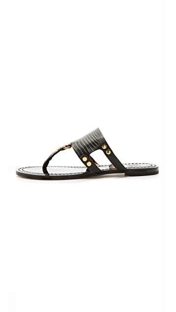 Twelfth St. by Cynthia Vincent Lux Flat Sandals