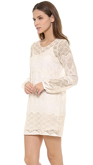 Twelfth St. by Cynthia Vincent Long Sleeve Dress