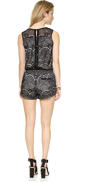 Twelfth St. by Cynthia Vincent Gym Short Romper