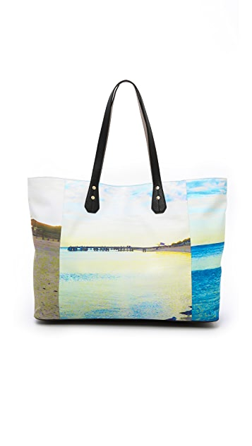 Twelfth St. by Cynthia Vincent Cove Tote