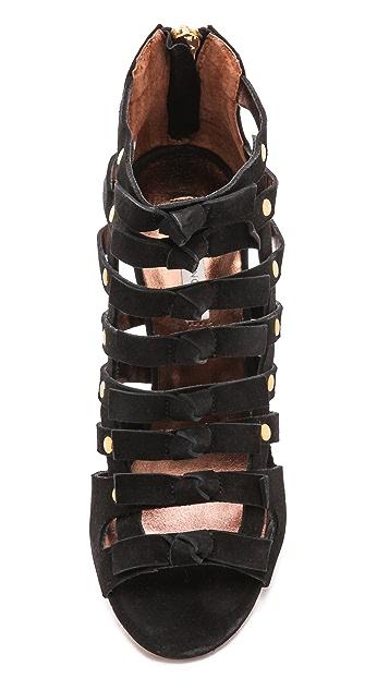Twelfth St. by Cynthia Vincent Sadie Cutout Sandals