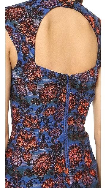 Twelfth St. by Cynthia Vincent Cap Sleeve Mini Dress