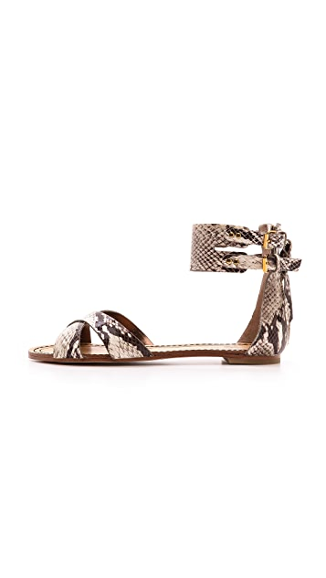 Twelfth St. by Cynthia Vincent Laura Gladiator Sandals