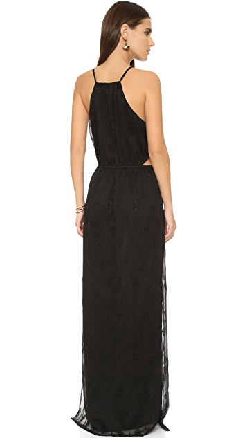Twelfth St. by Cynthia Vincent Cutout Maxi Dress