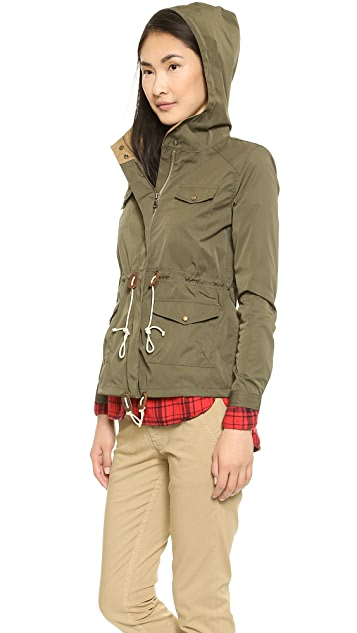The West is Dead Two Tone M65 Parka
