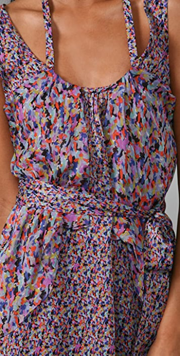 Twinkle Double Tree Dress