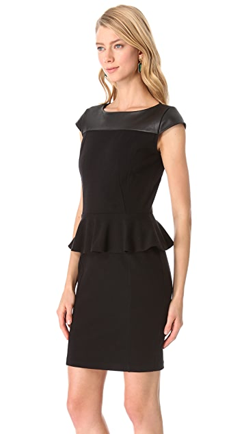 Twenty Peplum Dress