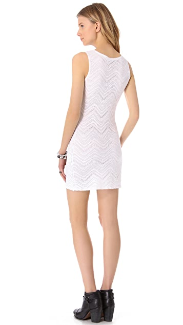 Twenty Lace Tank Dress