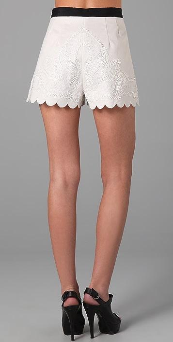 Twenty8Twelve Driben Bow Shorts