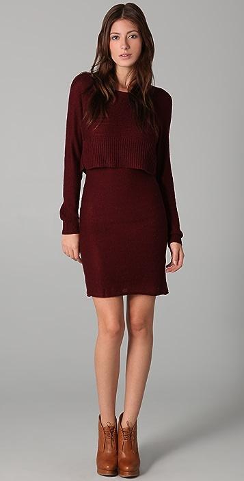 Twenty8Twelve Emmanuelle Sweater Dress