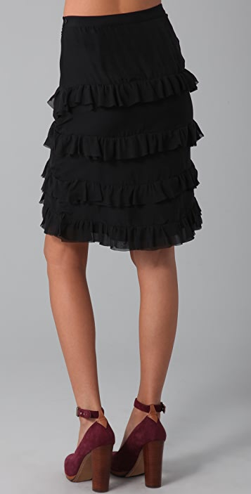 Twenty8Twelve Amelia Tiered Skirt