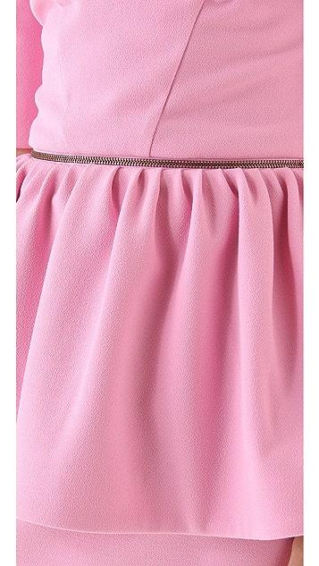 Twenty8Twelve Meyers Dress with Zip Off Peplum