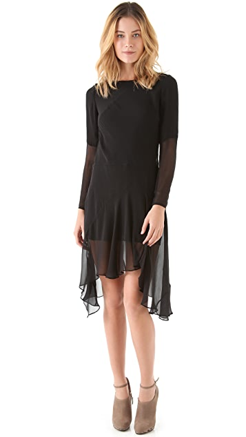 Twenty8Twelve Lizabette Asymmetrical Dress