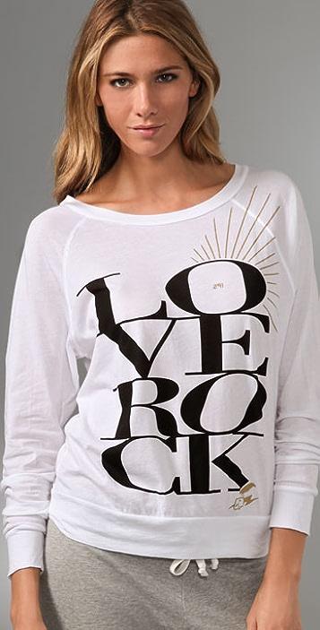 291 Love Rock Long Sleeve Tee