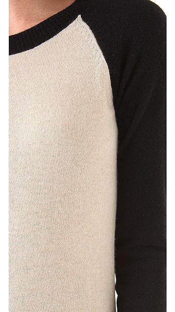 291 Baseball Cashmere Sweater