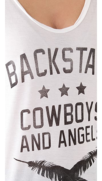 291 Cowboys & Angels Tee