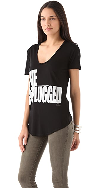 291 Love Unplugged Tee