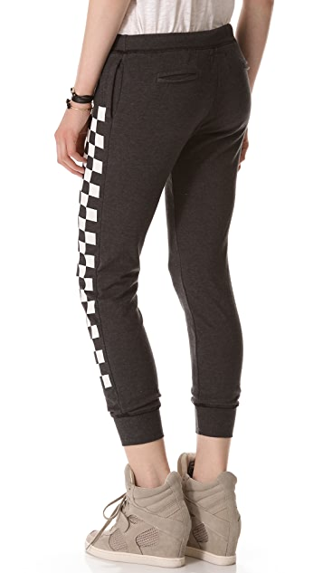 291 Fast Lane Fitted Track Pants