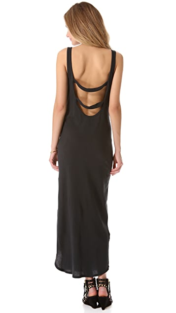 291 Scoop Back Dress