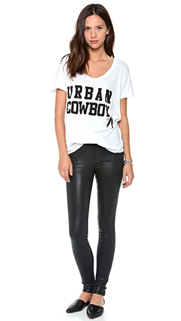291 Urban Cowboy Short Sleeve Tee