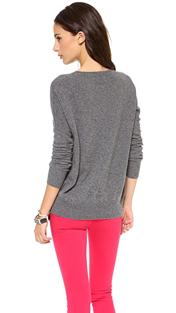 291 Rock and Rock Cashmere Pullover