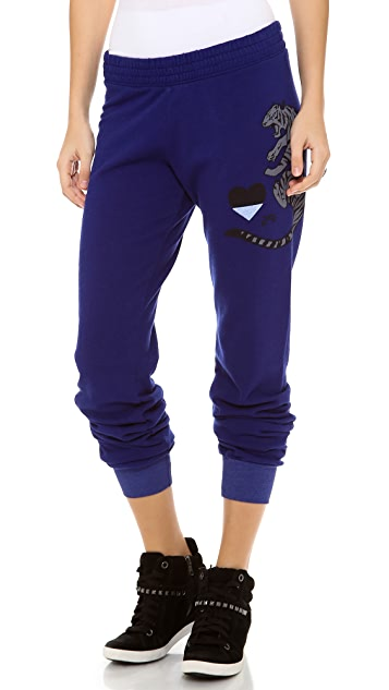 291 Tiger Slim Track Pants