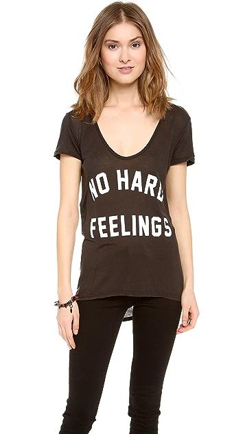 291 No Hard Feelings Tee