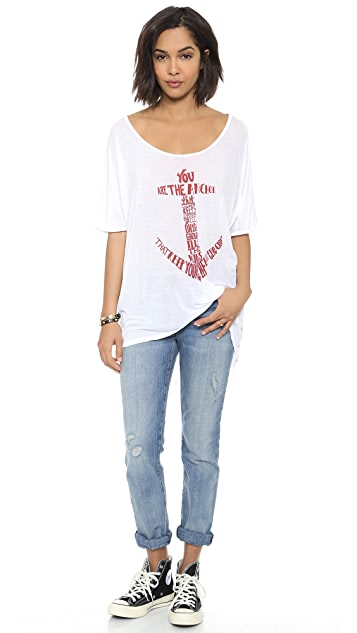 291 You Are the Anchor Tee
