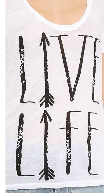291 Live Life Tee