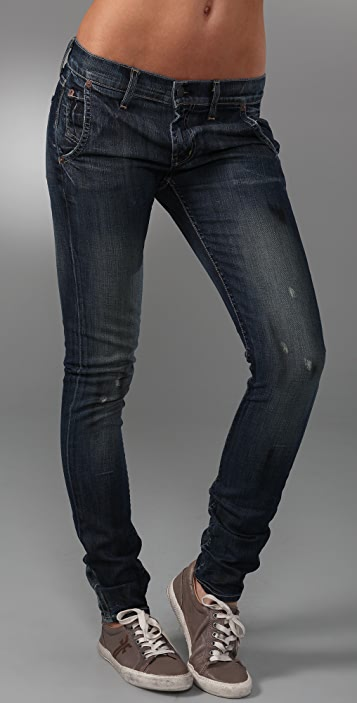 TEXTILE Elizabeth and James Iggy Relaxed Skinny Jeans