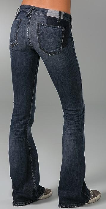 TEXTILE Elizabeth and James Jimi Flare Jeans