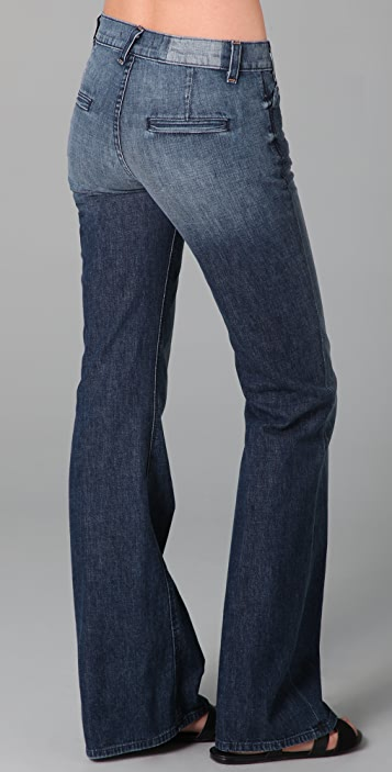 TEXTILE Elizabeth and James Diana Flare Jeans