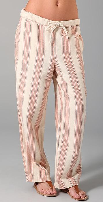 TEXTILE Elizabeth and James Pajama Pants